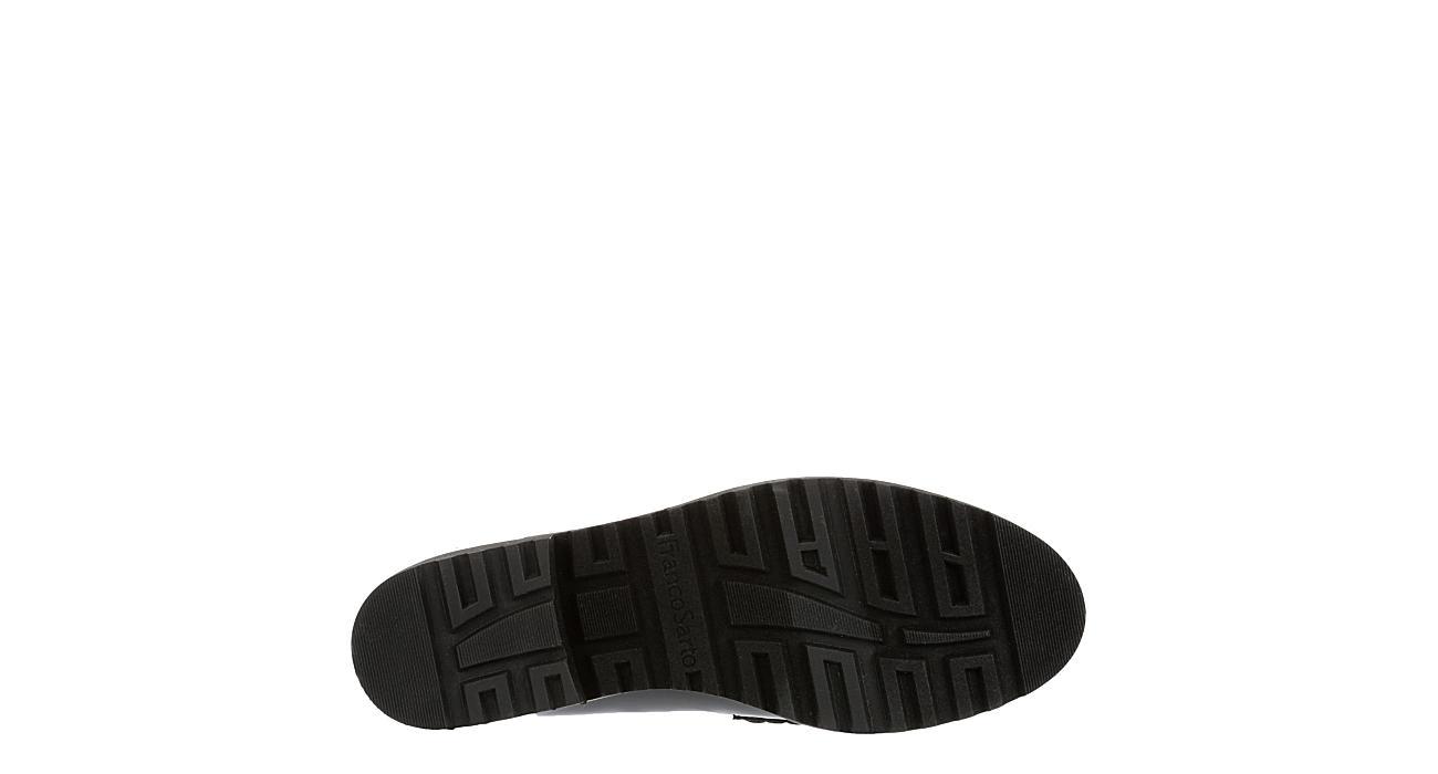 FRANCO SARTO Womens Caylin Slip-on Loafer - BLACK