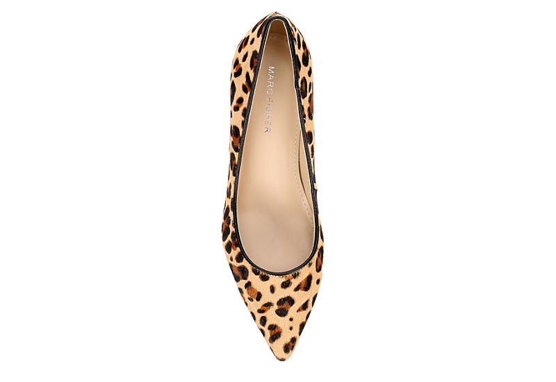 MARC FISHER Womens Claire - LEOPARD