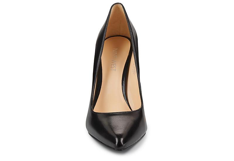 NINE WEST Womens Shimmer - BLACK