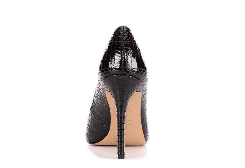 JESSICA SIMPSON Womens Purla Pump - BLACK