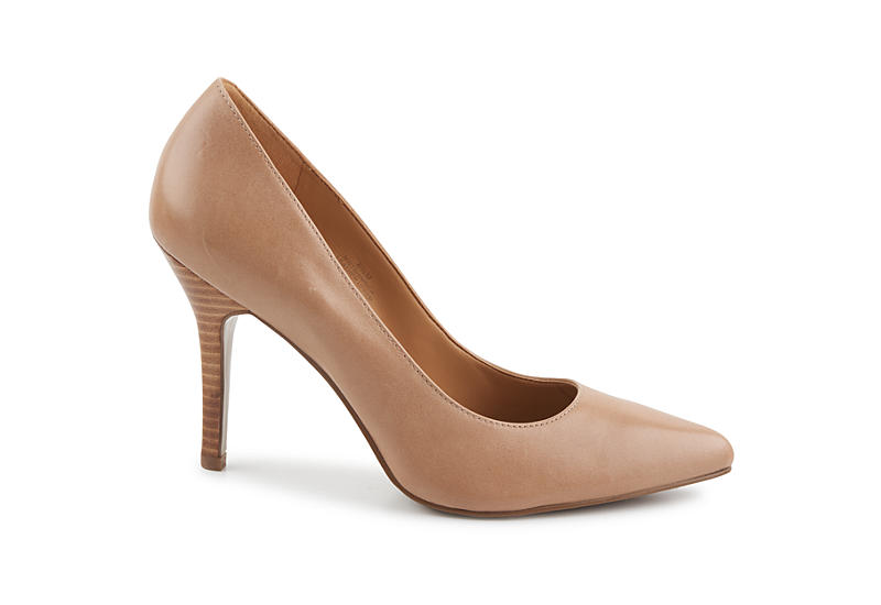 NINE WEST Womens Wnshimmer - NUDE