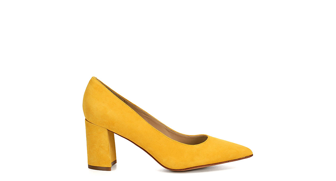 587b34e1f35 Marc Fisher Womens Claire - Yellow