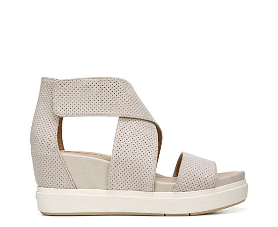 Womens Sheena Platform Wedge Sandal