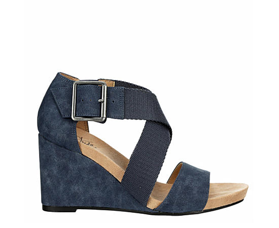 Womens Hayden Wedge Sandal