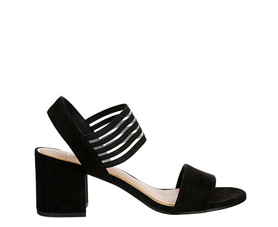 Womens Hannah Heeled Sandal