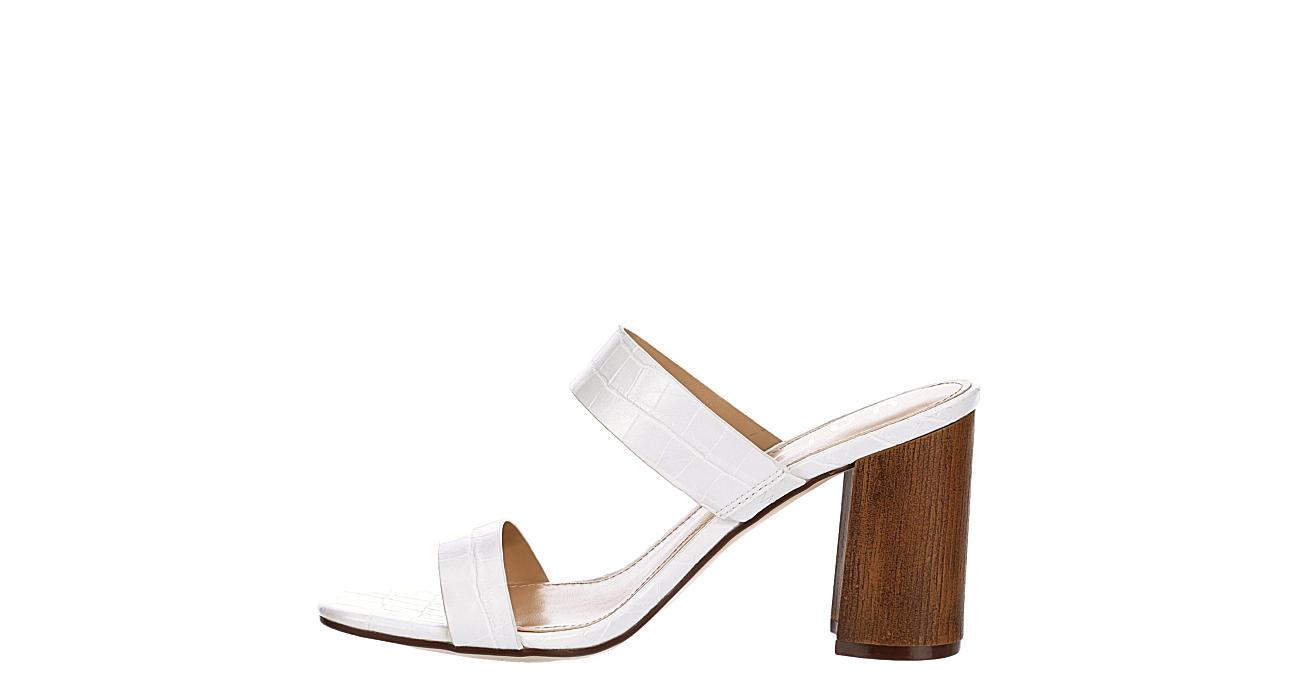 UNISA Womens Yara Sandal - WHITE