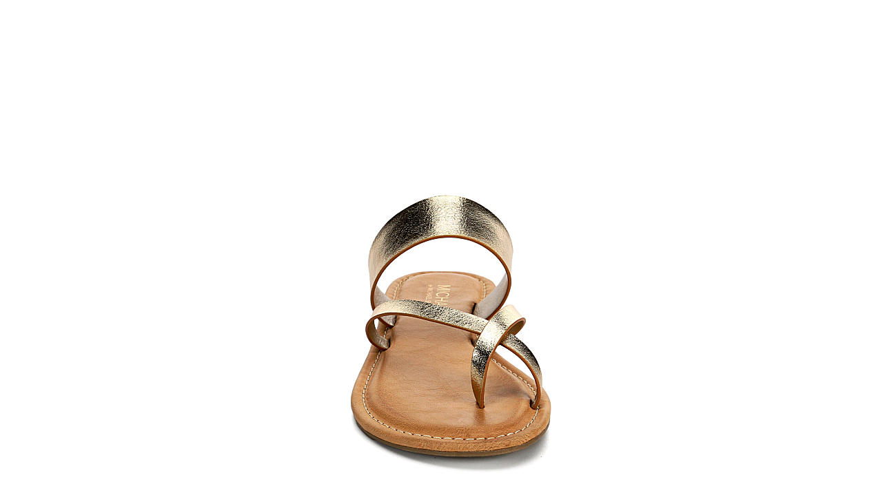 MICHAEL BY MICHAEL SHANNON Womens Becka - GOLD