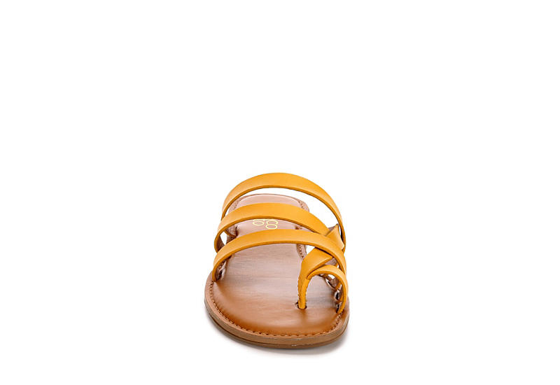FRANCO SARTO Womens Gazania - YELLOW