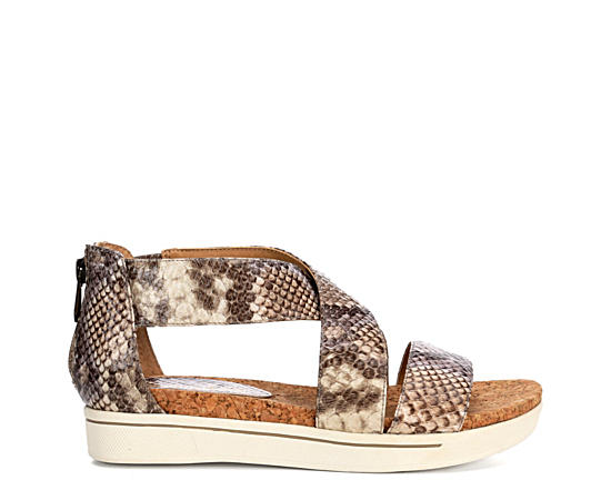 Womens Claud Platform Sandal