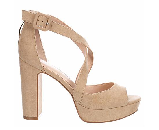 Womens Lyanna Platform Sandal