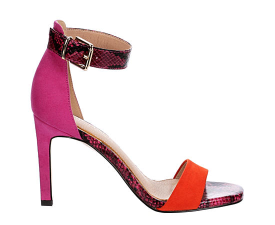 Womens Esme Heeled Sandal