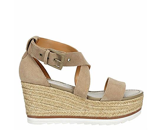 Womens Zaide Espadrille Wedge Sandal