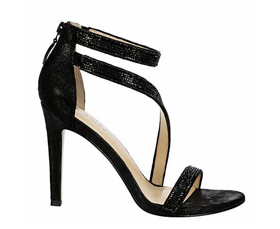Womens Rhiana Heeled Sandal