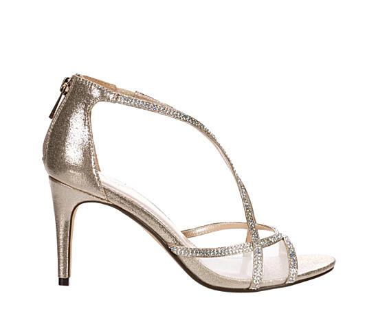 Womens Paris Heeled Sandal