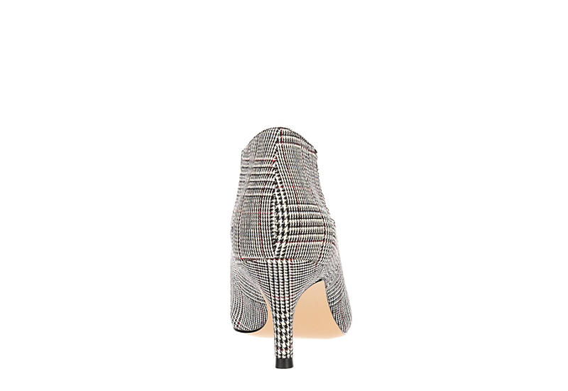MICHAEL BY MICHAEL SHANNON Womens Fallon Bootie - PLAID