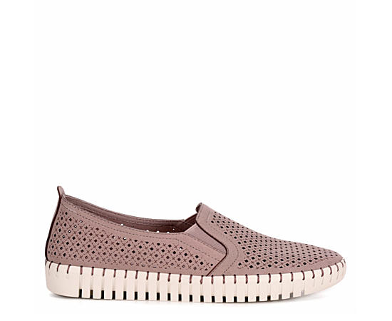 Womens Sepulveda Blvd - A La Mode Slip On
