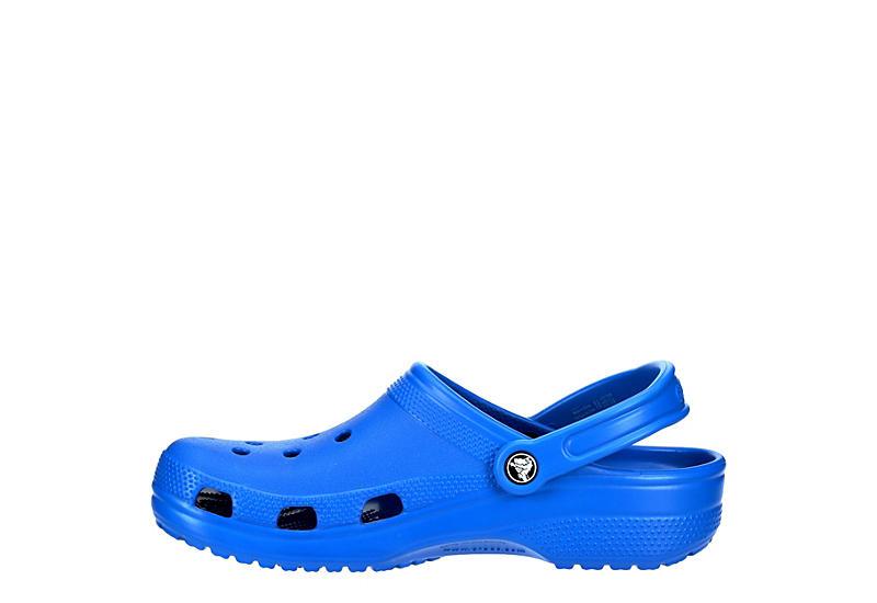 CROCS Womens Classic Clog - BRIGHT BLUE