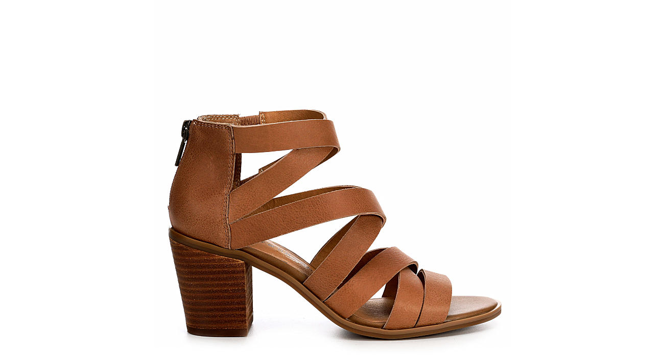 LUCKY BRAND Womens Kallia - TAN