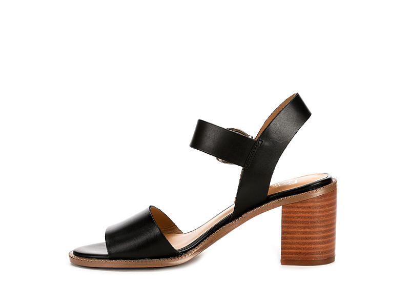FRANCO SARTO Womens Havana Dress Sandal - BLACK