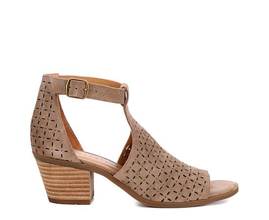 Womens Baleniap Heeled Sandal