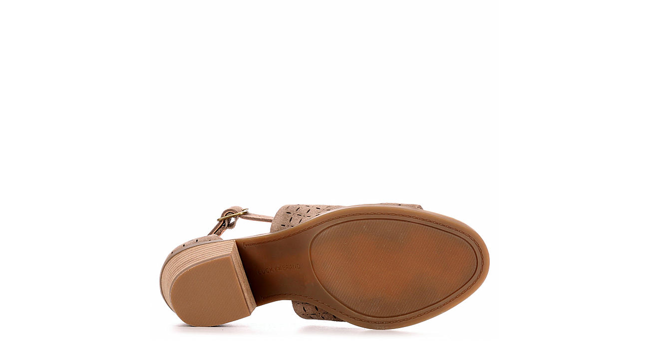 LUCKY BRAND Womens Baleniap - TAN