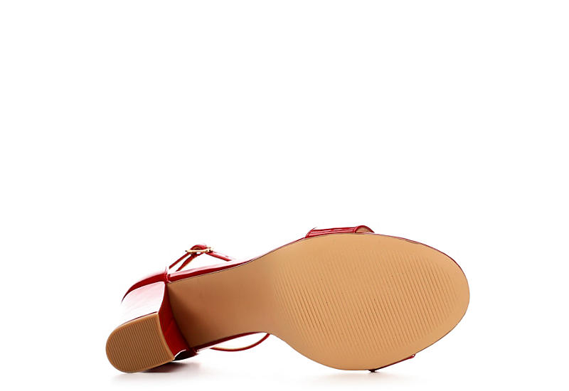 MICHAEL BY MICHAEL SHANNON Womens Sascha - RED