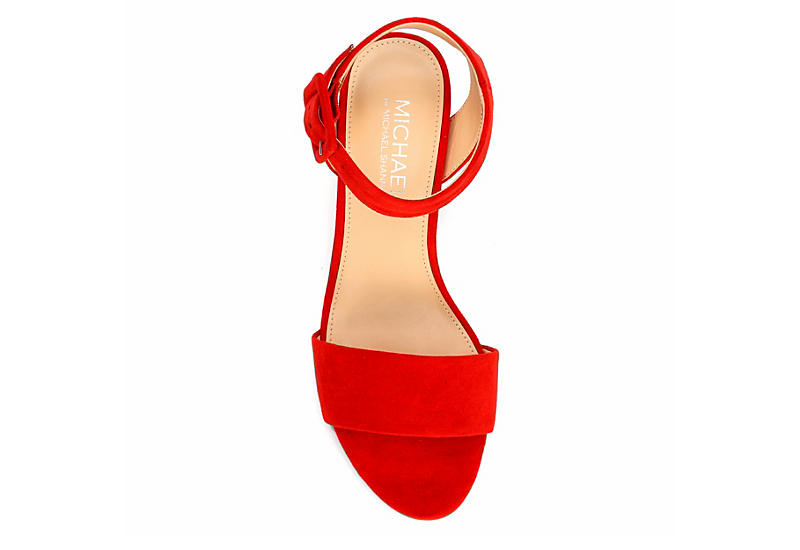 MICHAEL BY MICHAEL SHANNON Womens Ruby - RED