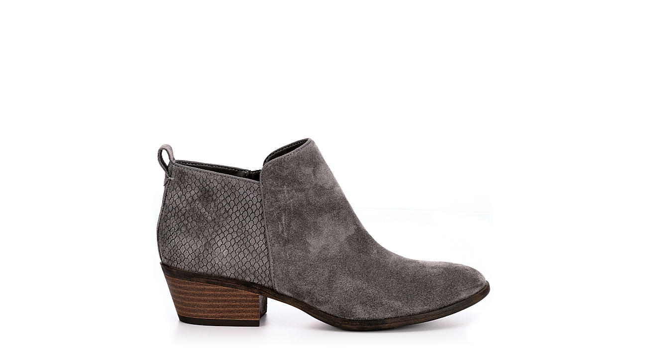 MICHAEL BY MICHAEL SHANNON Womens Madeline Ankle Bootie - GREY