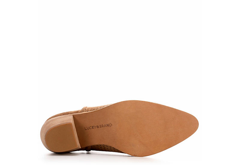 LUCKY BRAND Womens Loria - TAUPE