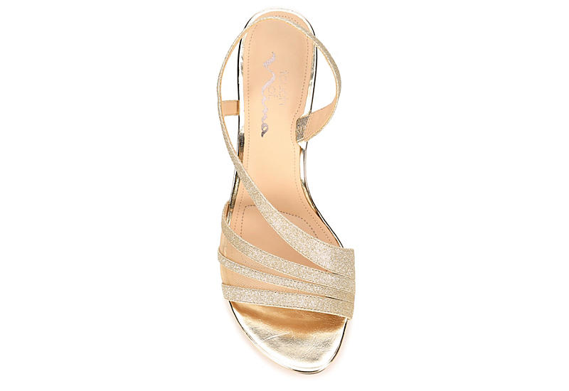 TOUCH OF NINA Womens Nykole - GOLD