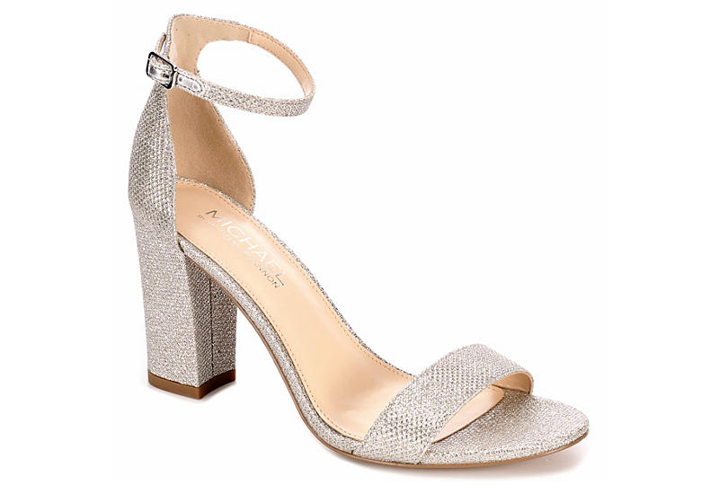 MICHAEL BY MICHAEL SHANNON Womens Sascha - SILVER