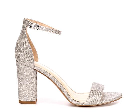 Womens Sascha Heeled Sandal