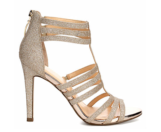 Womens Nicki Heeled Sandal