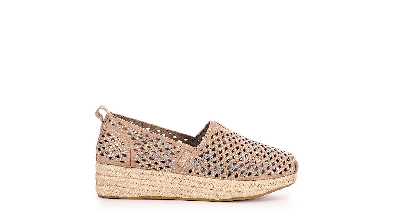 SKECHERS BOBS Womens Glamsquad - TAUPE