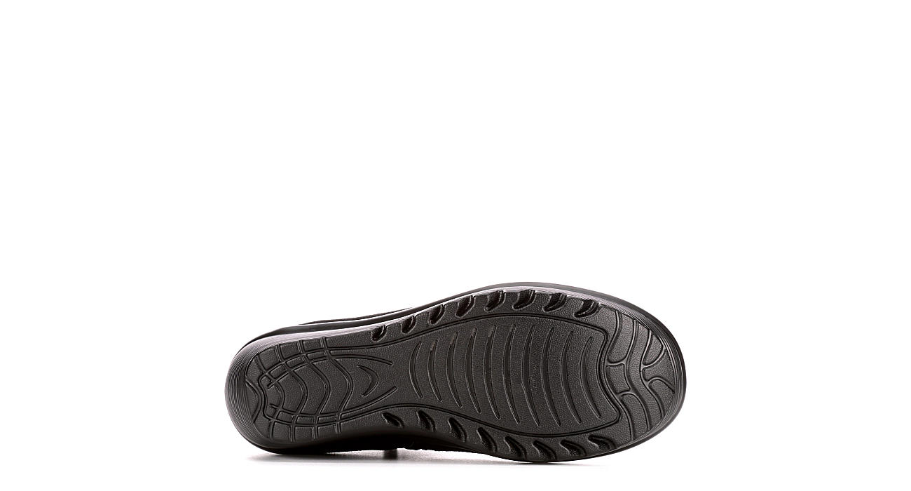 SKECHERS MODERN Womens Parallel-ditto - BLACK