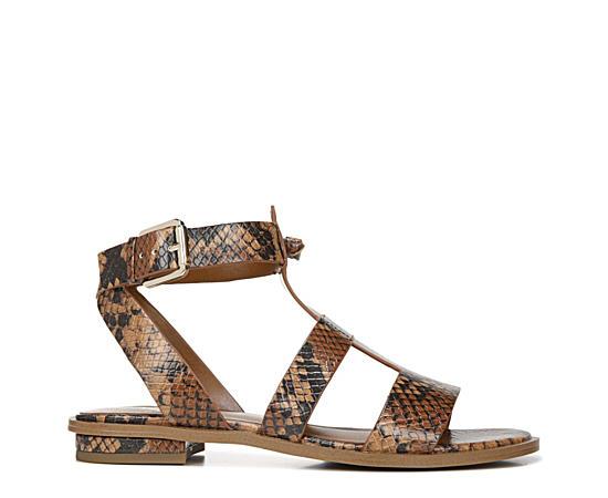 Womens Moni Flat Sandal