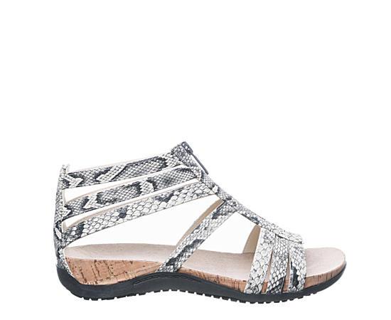 Womens Layla Flat Sandal