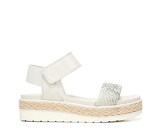 Womens Tinaka Low Wedge Sandal