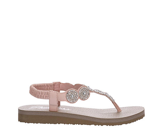 Womens Meditation - Stars  Sparkle Sandal