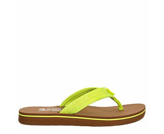 Womens Sunset Flip Flop Sandal