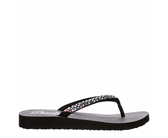 Womens Meditation Shine Away Thong Sandal