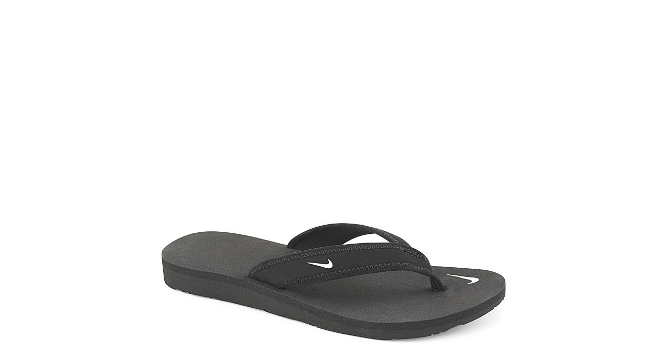 d0057f1ff698 Black Nike Celso Girl Women s Flip Flops