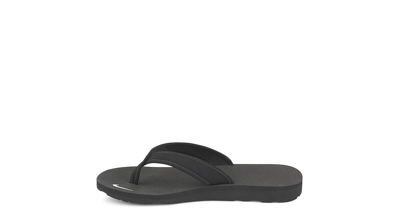 d804197fe1d9 Black Nike Celso Girl Women s Flip Flops