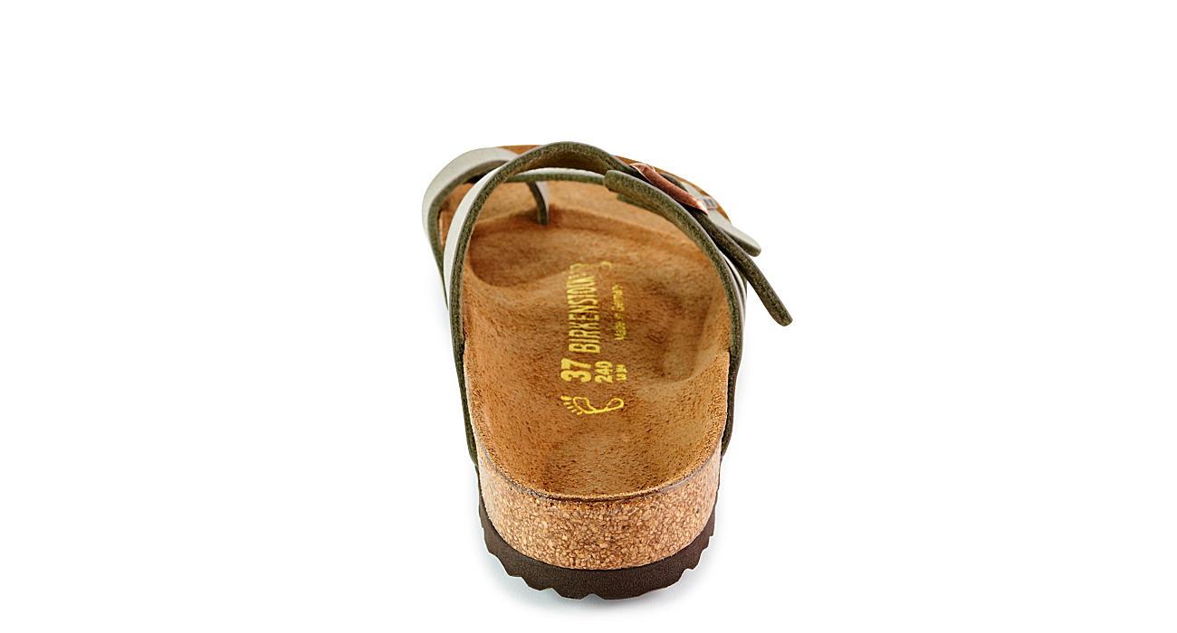 BIRKENSTOCK Womens Mayari Sandal - STONE