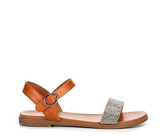 Womens Corielle Flat Sandal