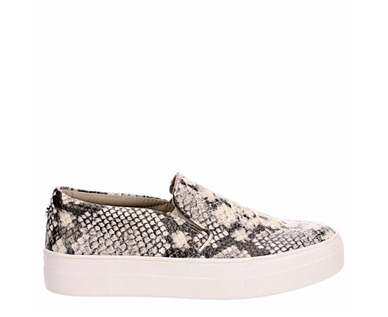 Womens Gills Platform Slip-on Sneaker