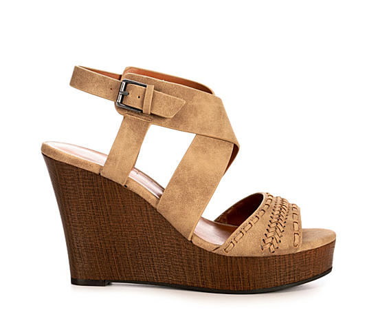 Womens Kash Wedge Sandal