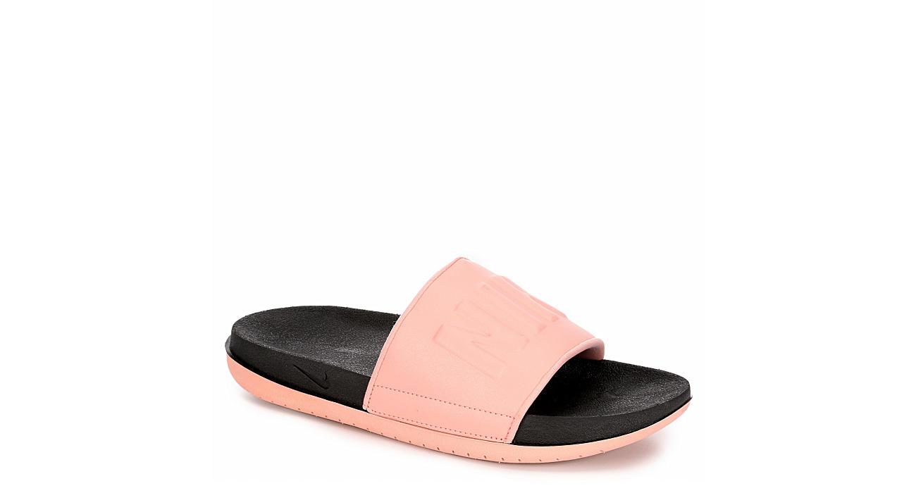 NIKE Womens Offcourt Slide Sandal - BLUSH