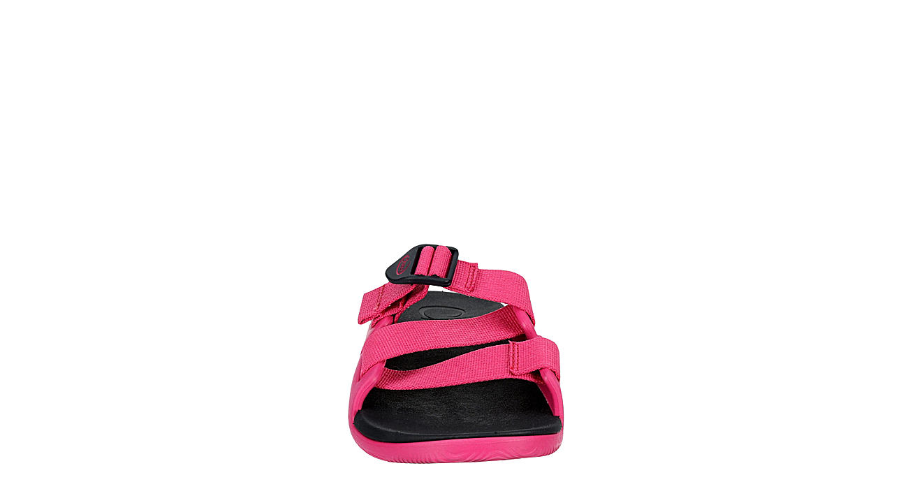 CHACO Womens Chillos Slide Sandal - PINK