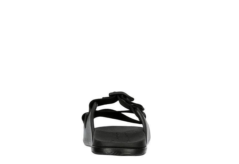 CHACO Womens Chillos Slide Sandal - BLACK